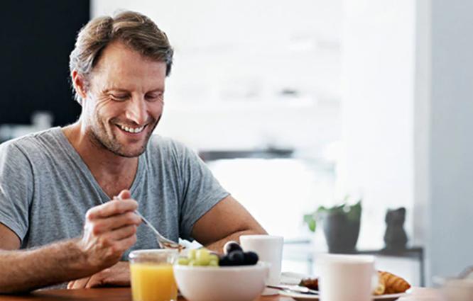 anti-aging + breakfast