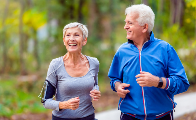 why we must all exercise regardless of age or size